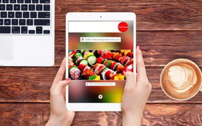 Creare siti web per ristoranti