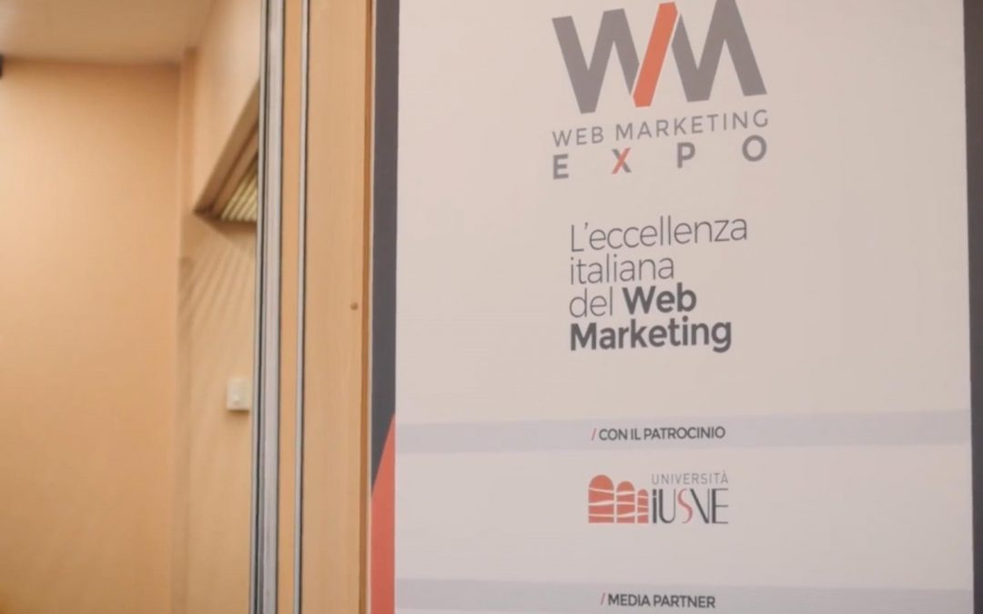 Christian Paggiarin al web marketing expo