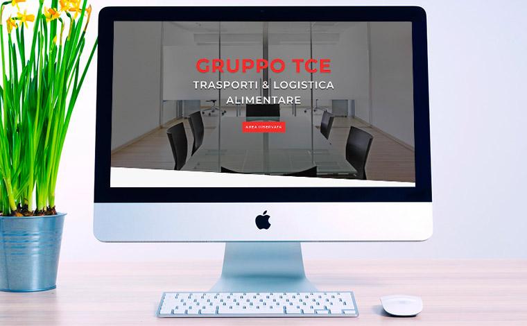 Sviluppo Siti Web: Gruppo TCE