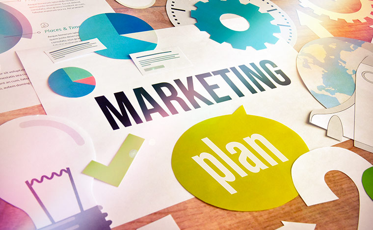 Piano di marketing per aziende