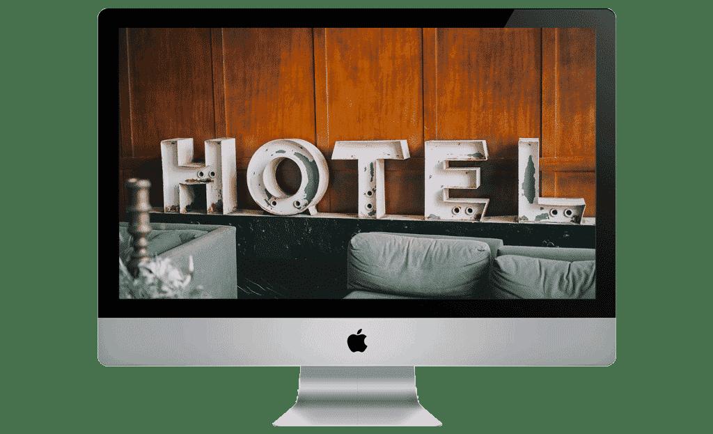 Orto Creativo realizzazione siti web per hotel e strutture ricettive