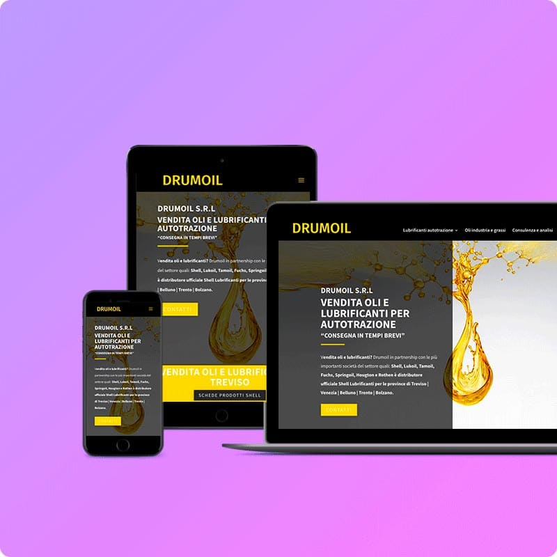 Creazione siti web aziendali