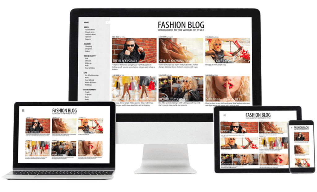 Orto Creativo crea siti web per aziende e PMI
